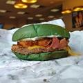 Zöld hamburgert kóstoltunk - Nightmare King