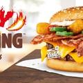 Dühös Bacon Király hódít északon
