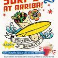 Visszatért a Surfer Burrito az Arribába!