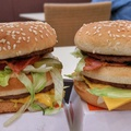 Baconnel jobb? - Big Mac Bacon és BLT
