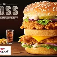 Újragondolt BigMac-kel támad a KFC