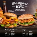 Visszatérő burgerek és új kosár a KFC-ben