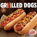 Hot doggal újít a Burger King