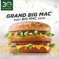 30 éves a magyarországi Meki, olcsó Big Mac az ünnepi menü!