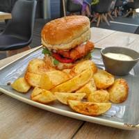 Dupla halas nyárias - Fish Burger