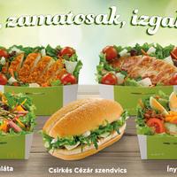 Salátákkal indítja a májust a McDonald's