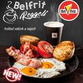 Reggelivel újít a belga gyorsétteremlánc!