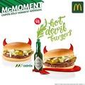 Extra csípős szendvicsekkel erősít a McDonald's