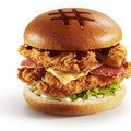 #Burger a KFC-ben