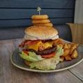 Egy igazi torony - DPFC Burger