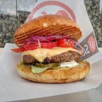 Korrekt hamburger 1000 forintért? - Séf büfé