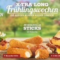 Burger King európai körkép