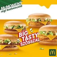 Fogjuk rá, hogy visszatért a Big Tasty!