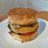 Mediterrán Vega Burger
