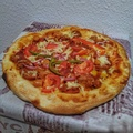 Az oximoron pizza - Vegán 'Húsimádó'