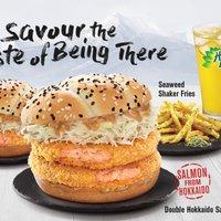 Őrült gyors burgerek Szingapúrból