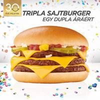 Duplán tripláz a McDonald's!