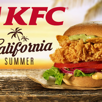 Kaliforniai álom idén nyáron a KFC-ben