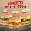 Ismét King Hetek!