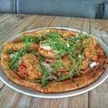 Kettő az egyben - Rántott Sajt, Rizs, Tartár Pizza