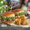 Megérkezett a karácsony a Burger Kingbe!