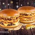 Vadonatúj karácsonyi újdonságok a Burger Kingben
