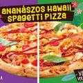 Elnöki pizza és ponyvaregényekből ismert hamburger a Don Pepe júniusi ajánlata