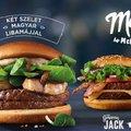 Gusztávval erősít a hazai McDonald's