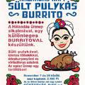 Ismét itt az év legjobb pár hete: visszatért a hálaadás napi burrito!