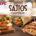 Sajtos-gombás évindítás a KFC-ben