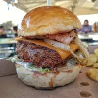Bakker, burger a Westend tetején!