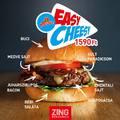 Medve sajtos burger a Zingben!