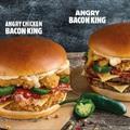 Mérgesek lettek a Burger King baconös szendvicsei