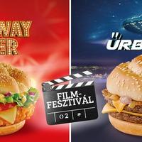 Folytatódik a McDonald's filmfesztivál!