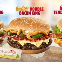 Brutális burger trió Hollandiából