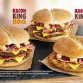 Ismét itt a Bacon King!