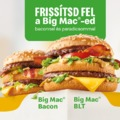 Visszatérő Big Macek, és egy hatalmas csalódás a Mekiben