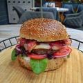 Őzburgert kóstoltunk!