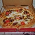 Szarvasvadász pizza