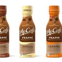 Jövőre jöhetnek a palackozott McCafé italok