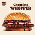 Ezúttal mégsem áprilisi tréfa volt a csokis Whopper