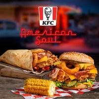 Amerika lelke a KFC-ben