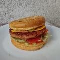 Marha jó ez a nemmarha! - Vegán Classic Burger
