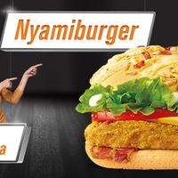 Nyamiburger az új CBH