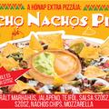 Április a Don Pepében: Nachos tál és kacsamájas pizzák, négysajtos burger és csirkés BBQ szendvics
