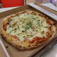 Olasz pizza Magyarországról - Carbonara pizza