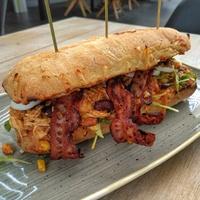Egy szendvics a Vadnyugatról - Western Szendvics