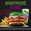 Zöld bucis rémálom szendvics a hazai Burger Kingben!