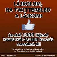 LÁJKOLD A FASZKIVAN-T! Az első 1000 lájkoló között ajándékokat sorsolunk ki!