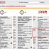 Világvége élőben az RTL Klubon